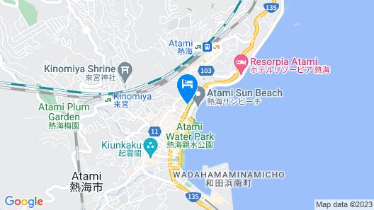 Hotel Micuras Map