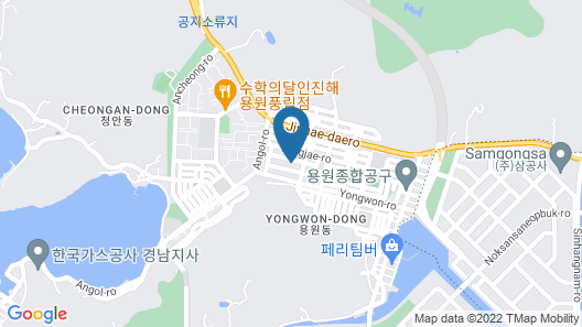 Hound Hotel Yongwon Map
