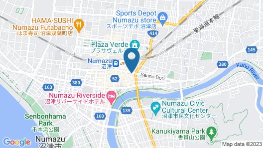 HOTEL ARIA Map