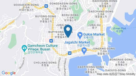 GNB Hotel Map