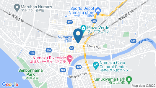 Hotel Trend Numazu-Ekimae Map