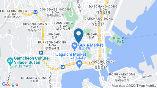 k79 guesthouse - Hostel Map