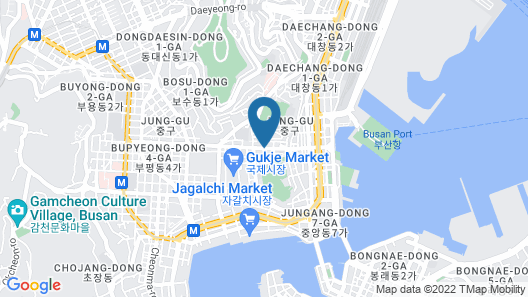 No.25 Signature Hotel Daechung Map