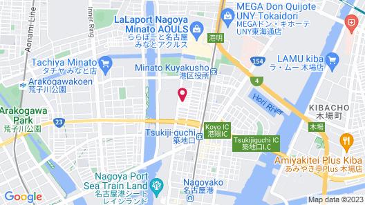 Koei 3chome House Map