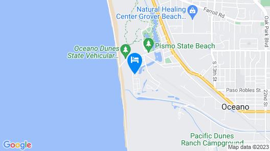 324 Sandpiper - 5 Br Home Map