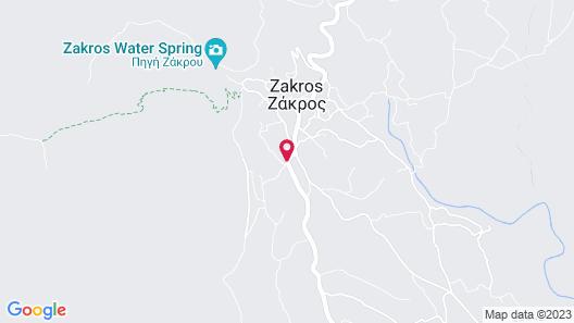 Dimitra Apartments Map