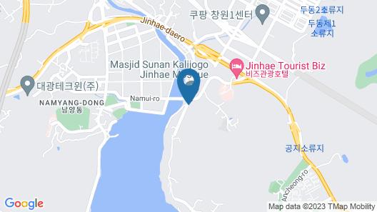 Oeinchon Motel Map