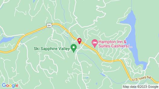 Fairway Forest Resort Map