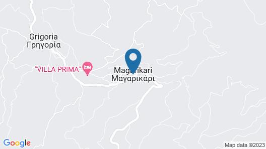 Il Silenzio Magarikari Family Vacation Map