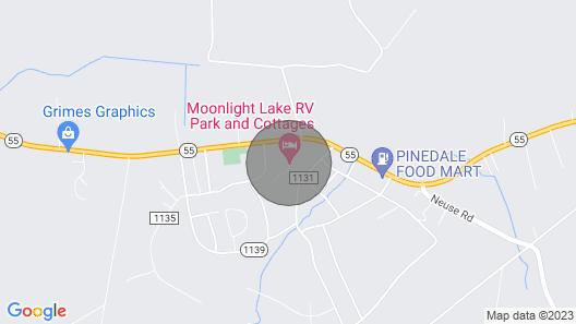 Moonlight Studio 218 Map