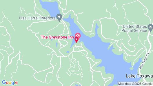 Greystone Inn Map