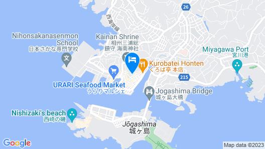 RSD village - Hostel Map
