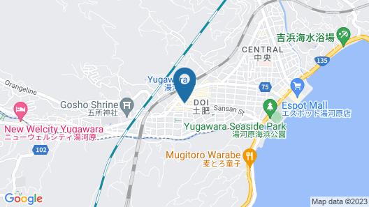Treeside Hotel & Apartment Map