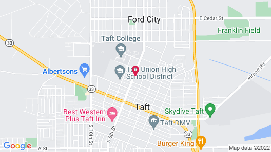 Holland Inn and Suites Map