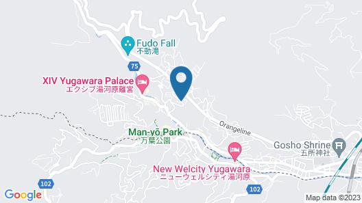 The Ryokan Tokyo YUGAWARA - Hostel Map