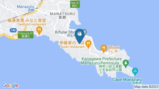 Penshon Aoisora Map