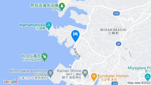 Ocean Village MIURA Map