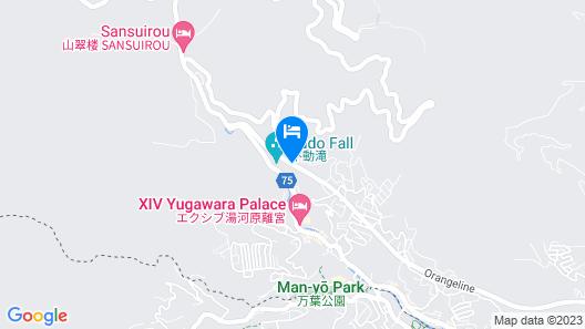 Ootaki Hotel Map