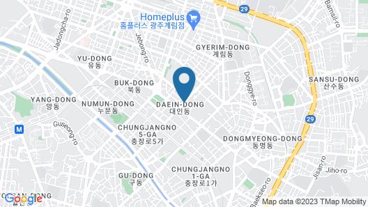 ACC Design Hotel Map