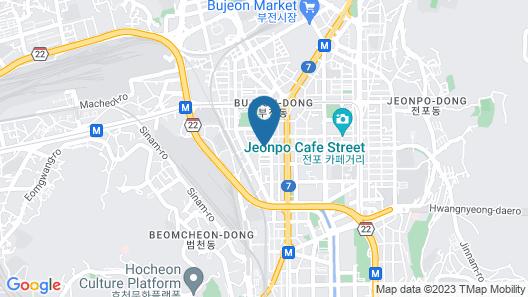 Arban Hotel Map