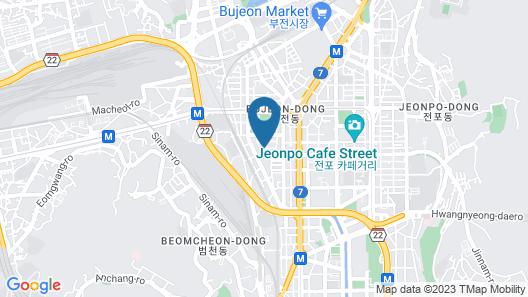 Lion Hotel Map