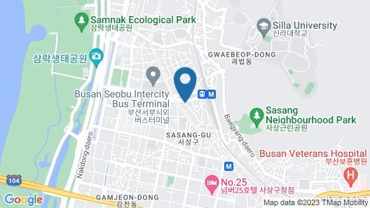 V1 Motel Map