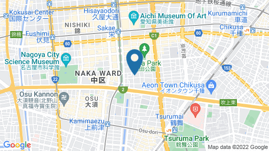 Yabacho apartment (301,302) Map