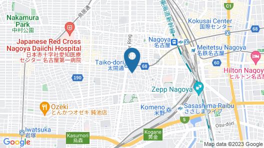 SAMURAI HOUSE 2 Map