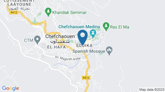 Dar Swiar Map