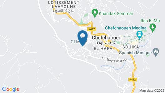 Casa Annasr Map