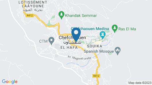 Gite Kalaa - Hostel - Adults Only Map