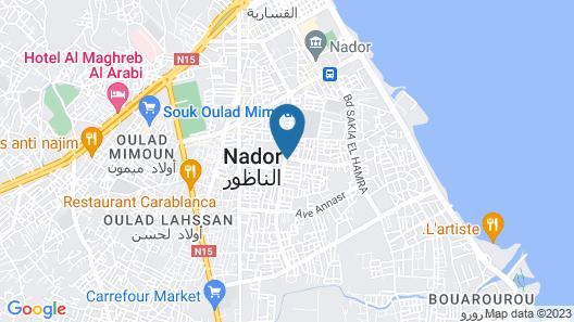 Hotel Babel Map