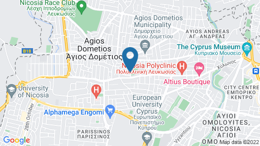 Hypnos By bed N' mix - Adults Only Map