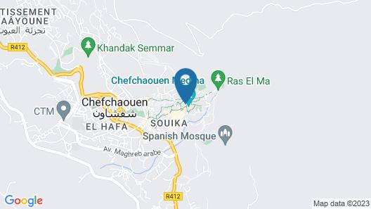 Dar Solaiman Map
