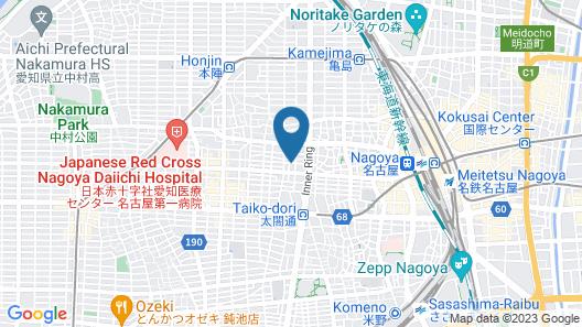 SAMURAI HOUSE Map