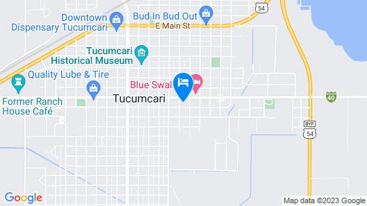 Motel Safari Map