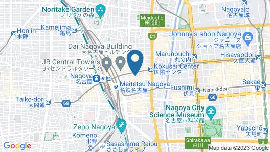 Castle Plaza Map