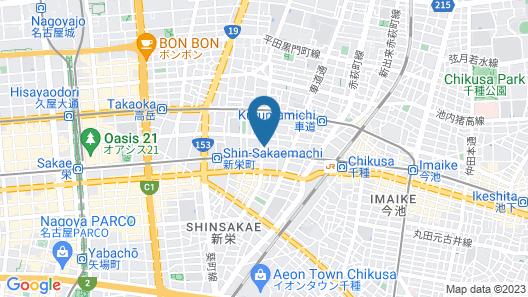 Aoi apartment Map