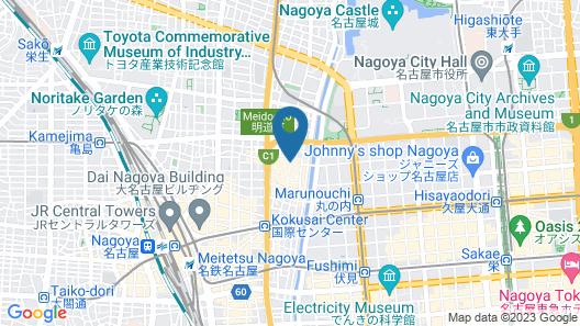 NAGONOYA CAFE RESTAURANT & GUEST HOUSE - Hostel Map