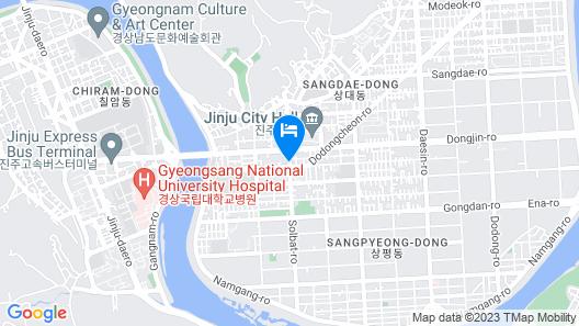 J Square Hotel Map