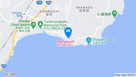 Hamayoshi Map