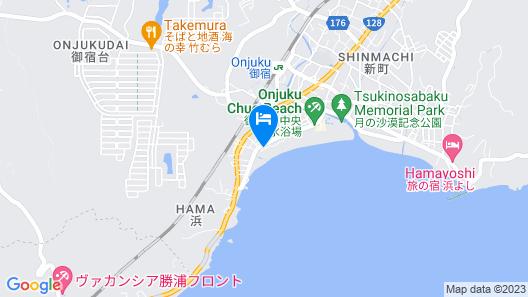 Shibugoe Onjuku Map