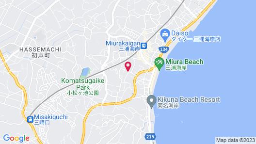 Maholova Minds Miura Map