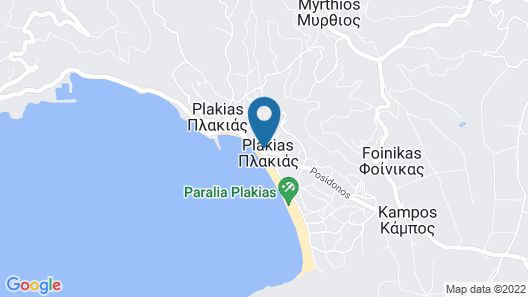 Costas & Chrysoula Map