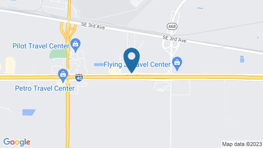 La Quinta Inn & Suites by Wyndham Amarillo Airport Map