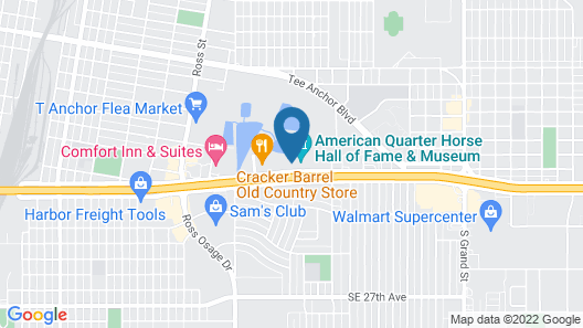 1Hotel Map
