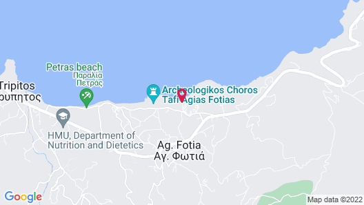 Lassion Golden Bay by Checkin Map