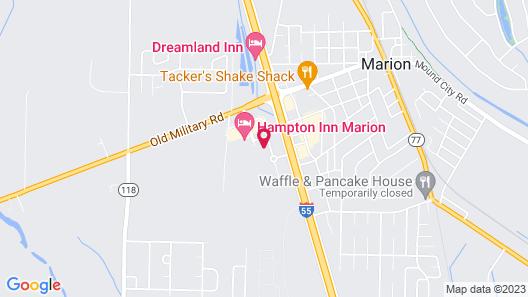 Fairfield Inn & Suites by Marriott Memphis Marion, AR Map