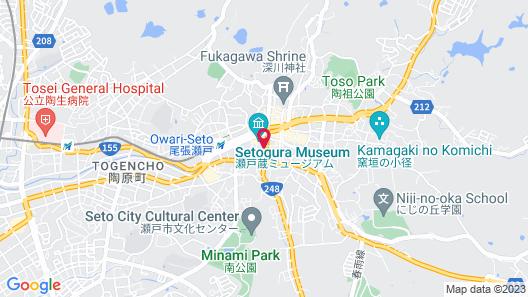 Cafe & Guesthouse Moyaiya - Hostel Map