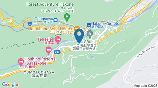 Aura Tachibana Map